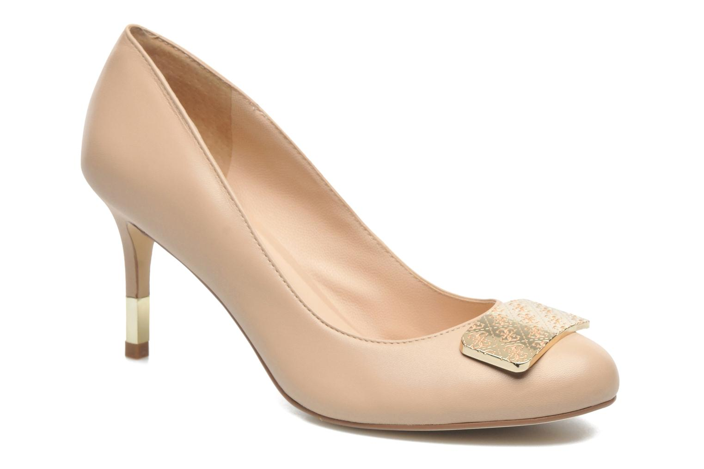 Zapatos de tacón Guess Racheli Beige vista de detalle / par