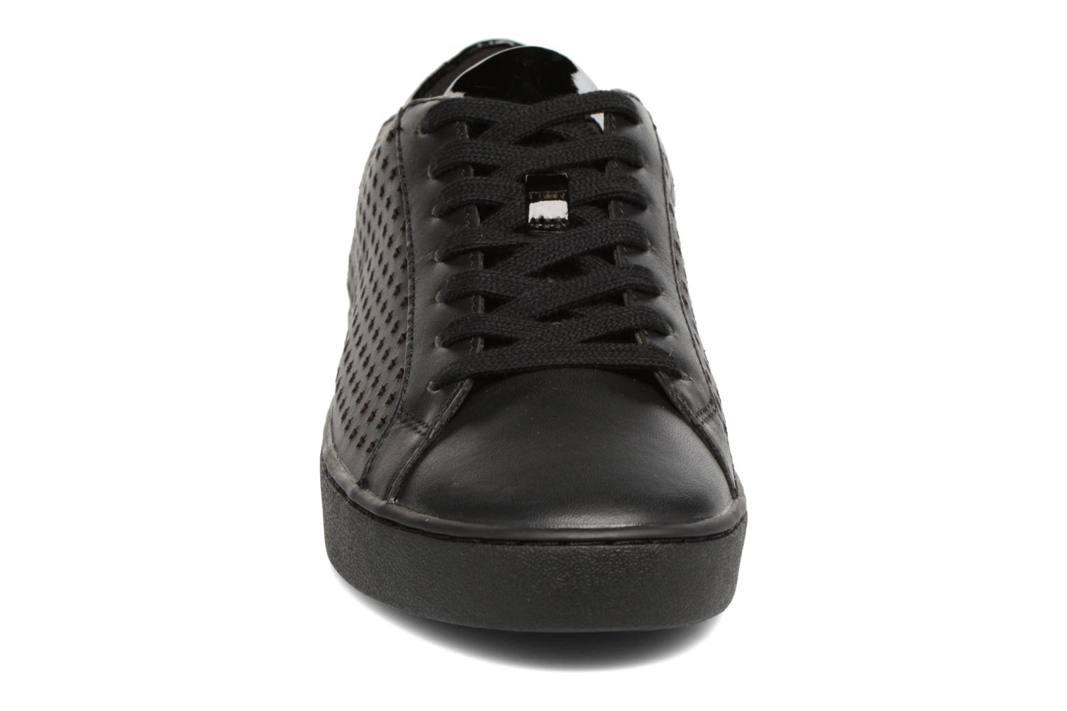 Trainers Michael Michael Kors Irving lace up Black model view