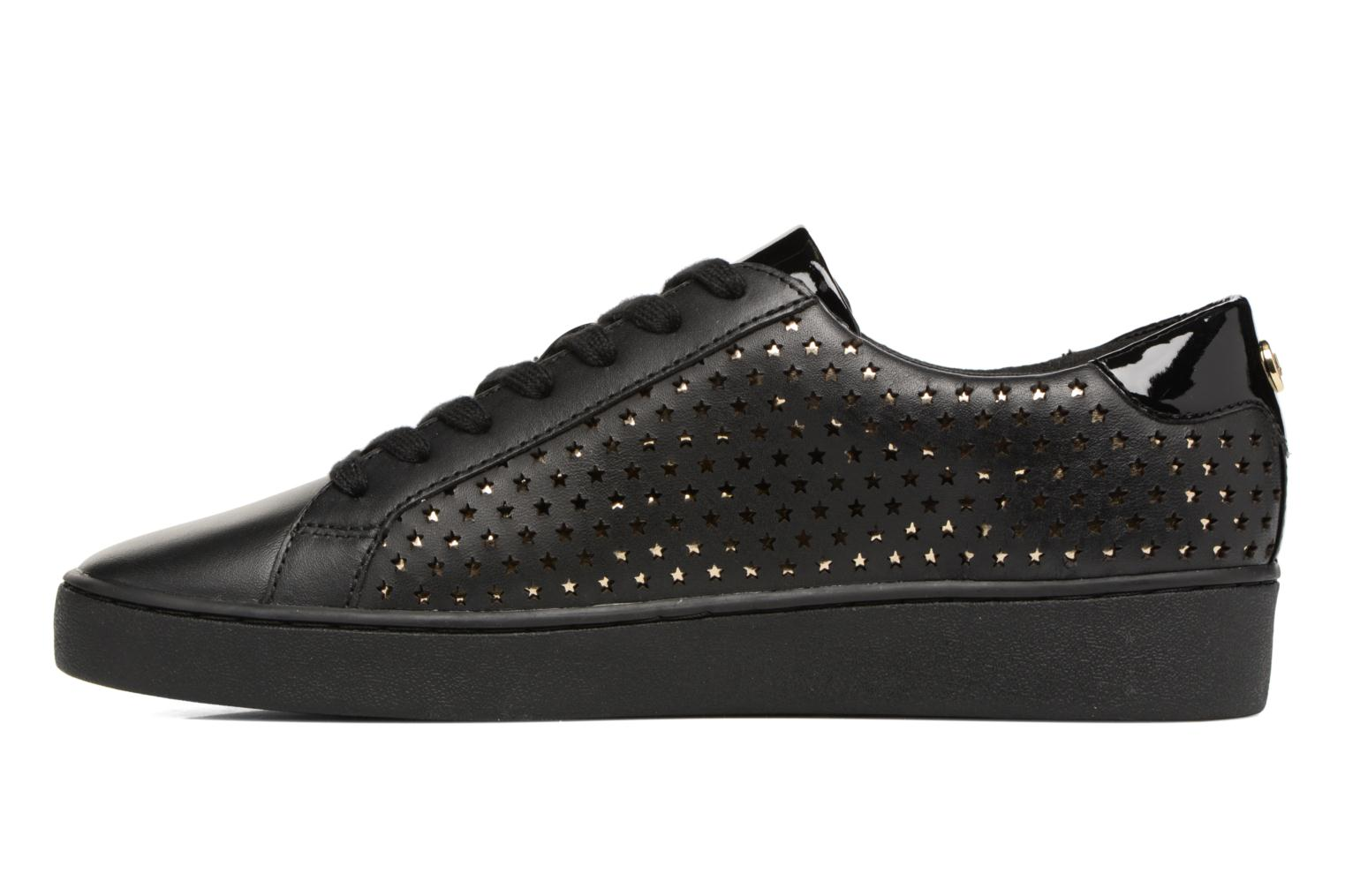 Sneakers Michael Michael Kors Irving Lace Up Nero immagine frontale