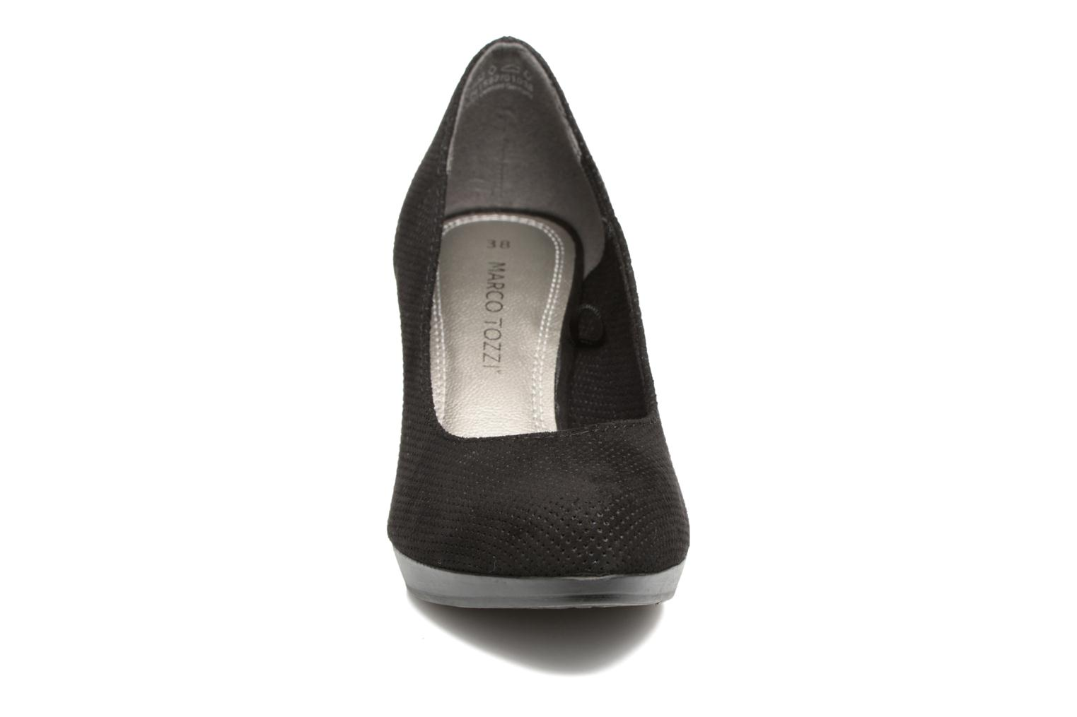 High heels Marco Tozzi Lolly Black model view