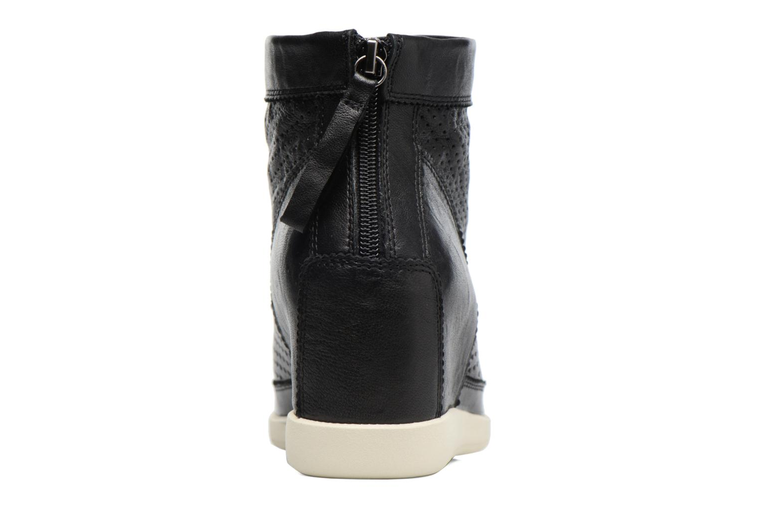 Ankle boots Shoe the bear Emmy Black view from the right