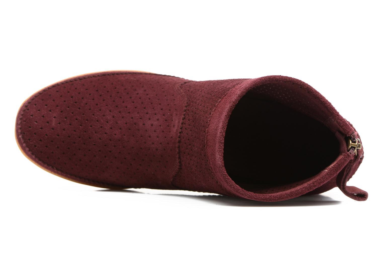 Bottines et boots Shoe the bear Emmy Bordeaux vue gauche