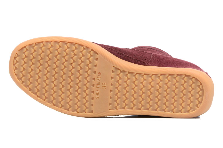 Bottines et boots Shoe the bear Emmy Bordeaux vue haut