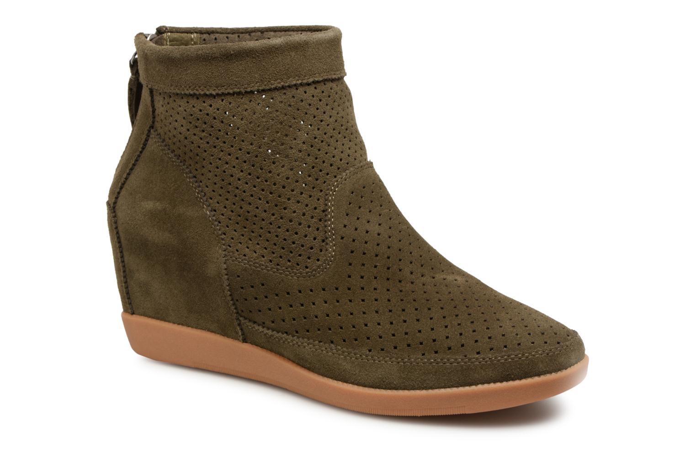Últimos recortes de precios Shoe the bear Emmy (Verde) - Botines  chez Sarenza