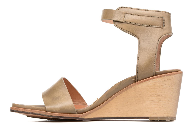 Sandales et nu-pieds Neosens Noah 237 Beige vue face
