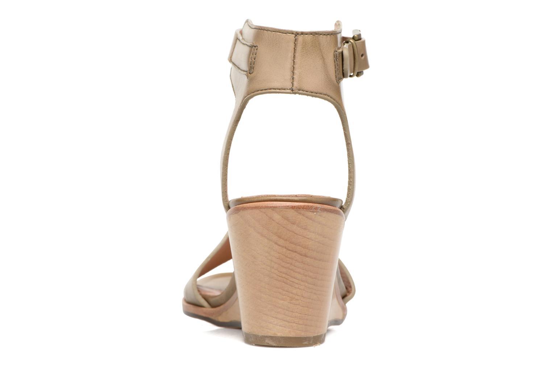 Sandales et nu-pieds Neosens Noah 237 Beige vue droite