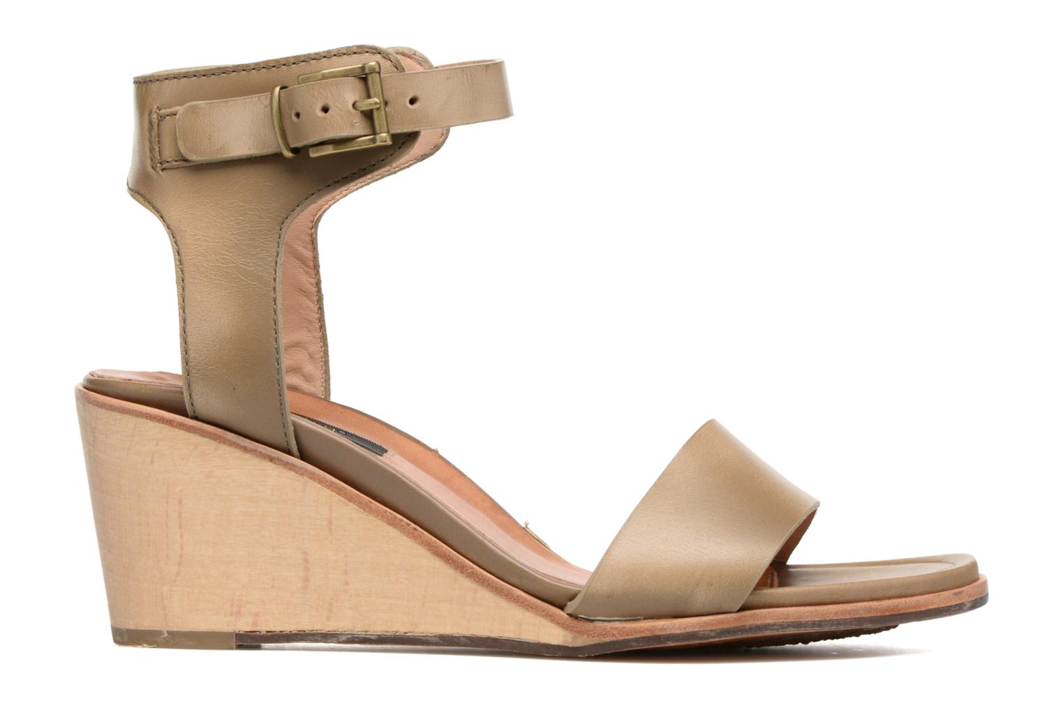 Sandals Neosens Noah 237 Beige back view