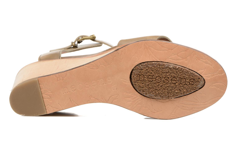 Sandales et nu-pieds Neosens Noah 237 Beige vue haut