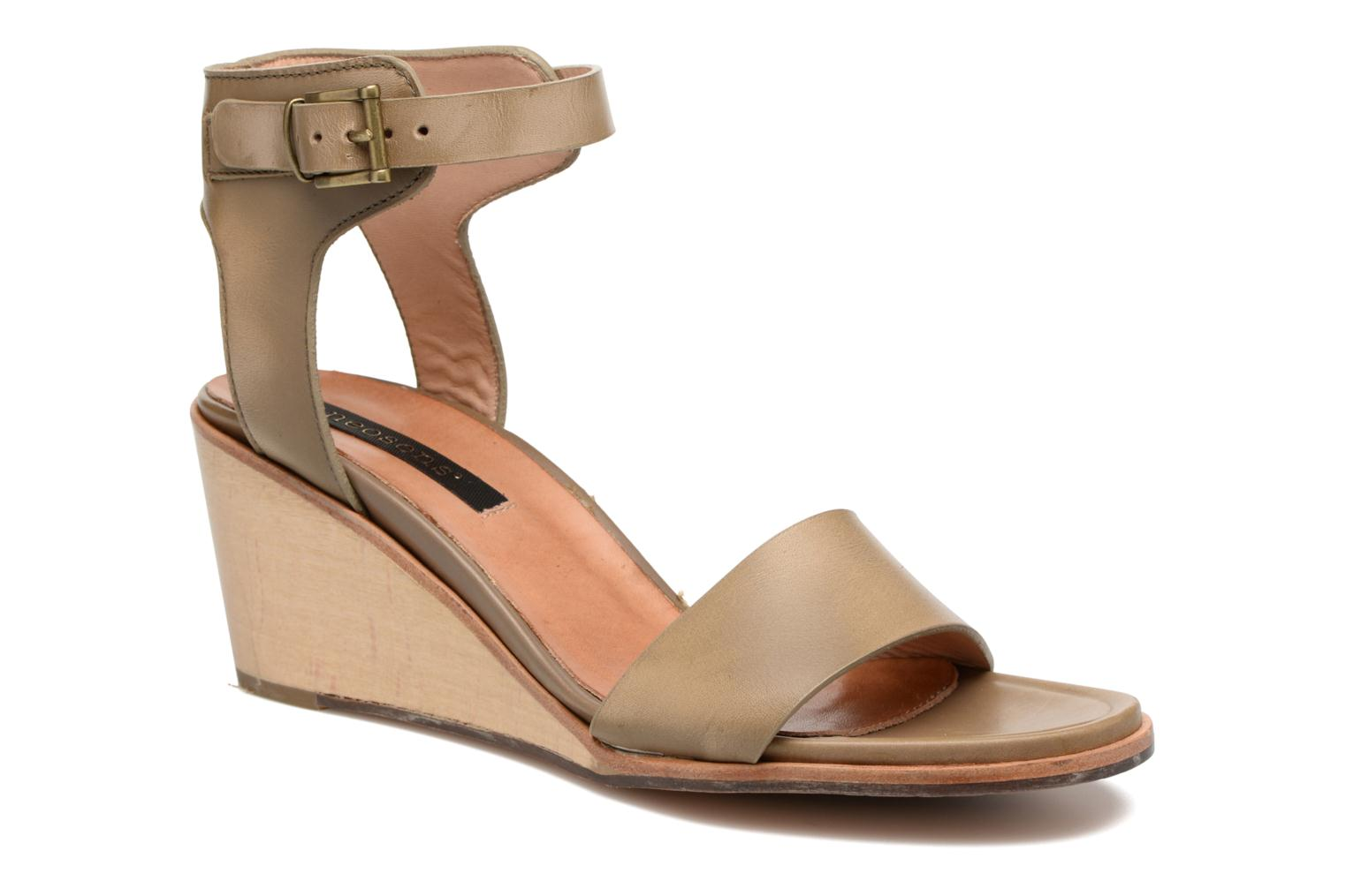 Sandals Neosens Noah 237 Beige detailed view/ Pair view