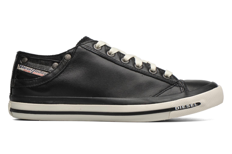 Sneaker Diesel Exposure IV Low W schwarz ansicht von hinten