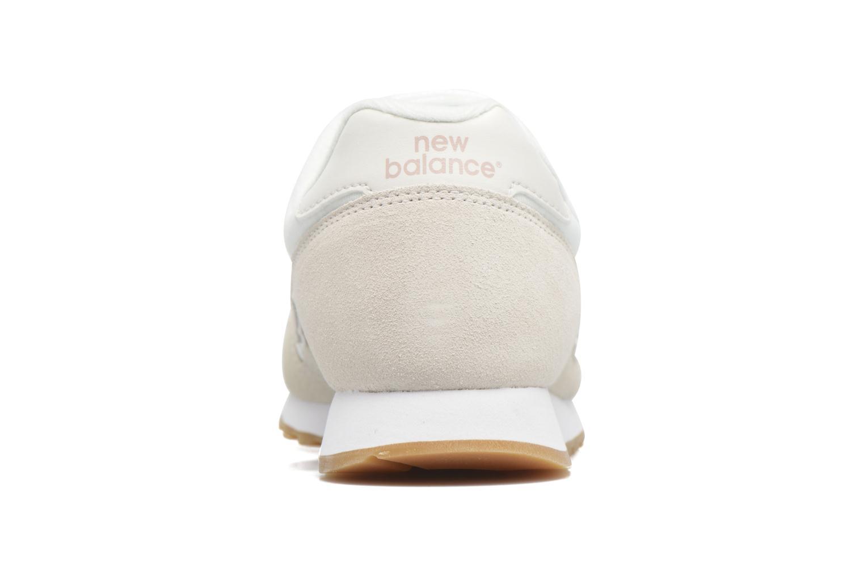 Sneaker New Balance WL373 beige ansicht von rechts