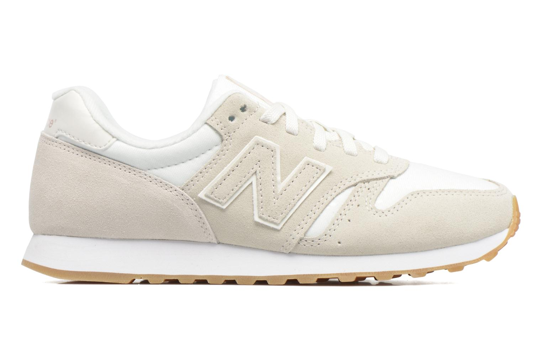 Sneaker New Balance WL373 beige ansicht von hinten