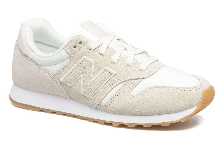 Sneaker New Balance WL373 beige detaillierte ansicht/modell
