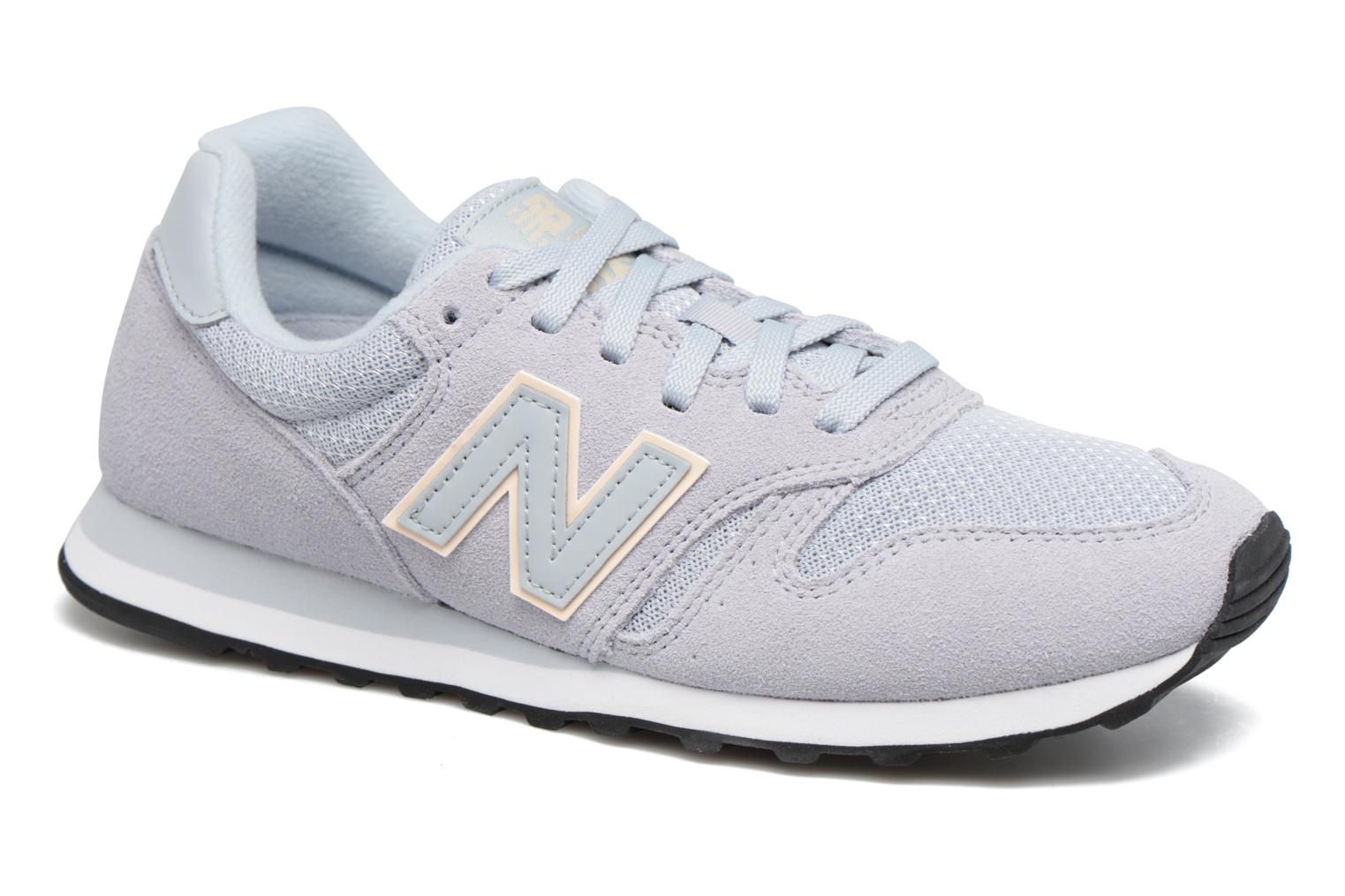 Sneakers New Balance WL373 Blauw detail