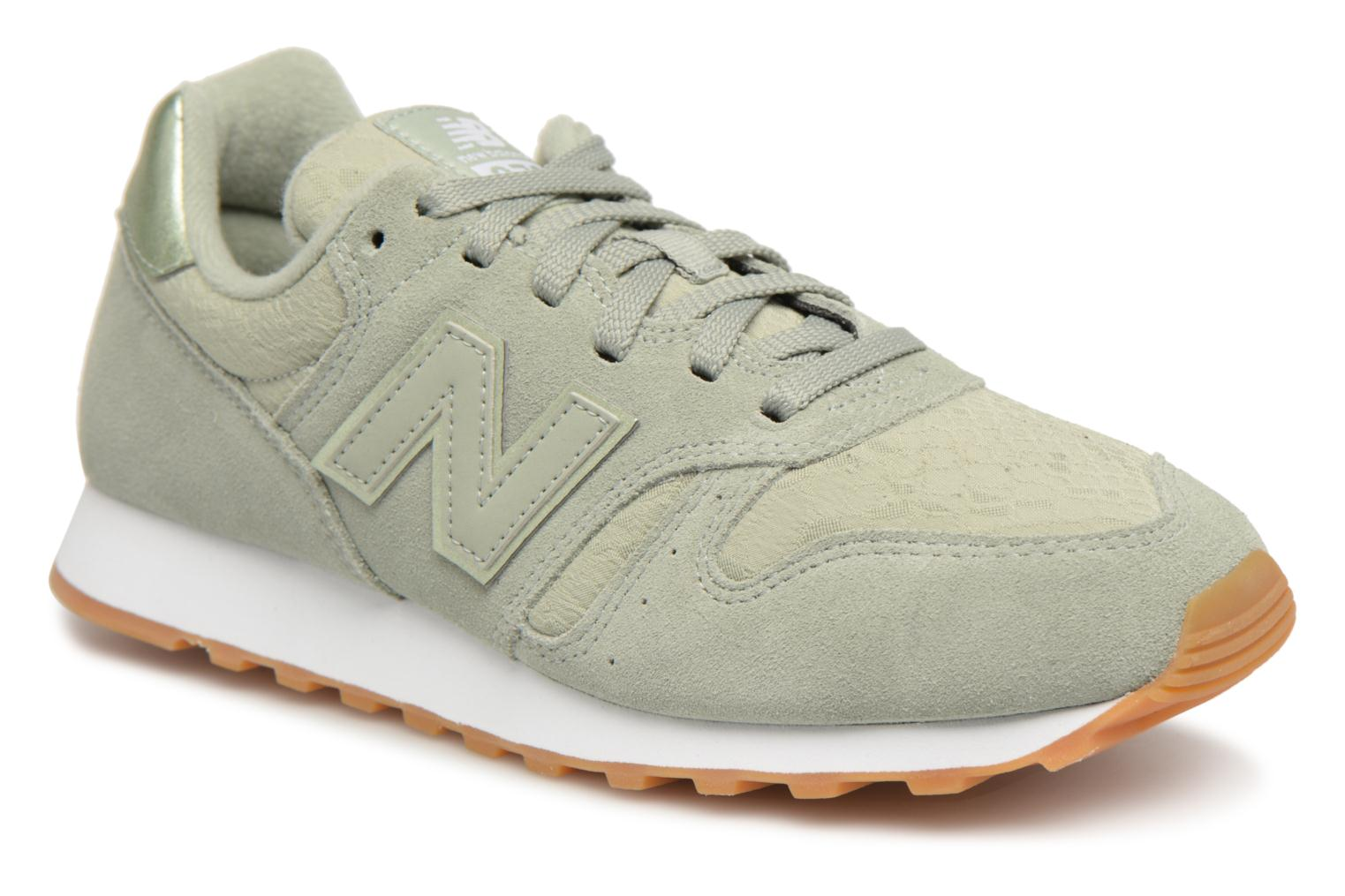 Sneakers New Balance WL373 Groen detail