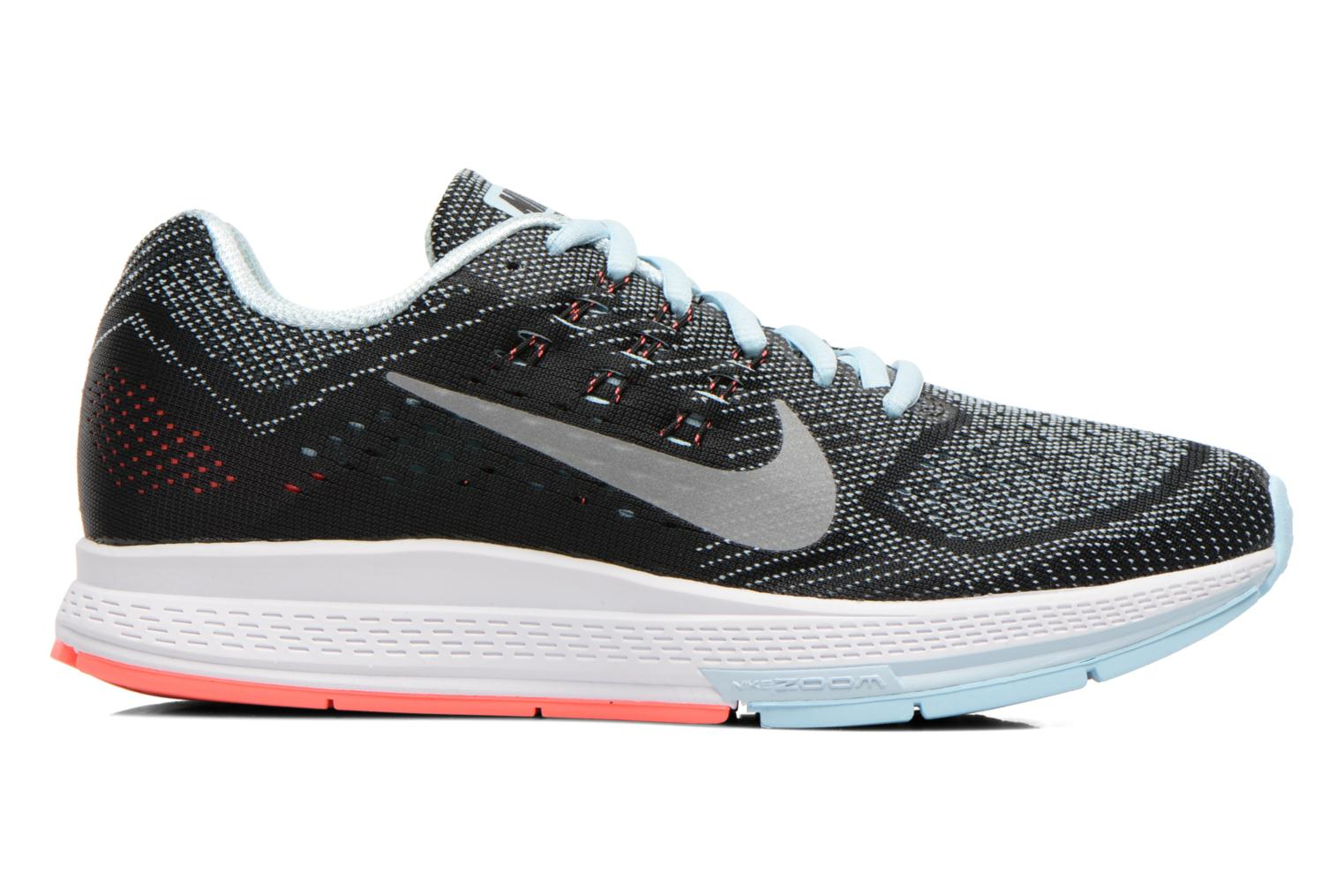 W Nike Air Zoom Structure 18 Ice/Metallic Silver-Ht Lv-Blk