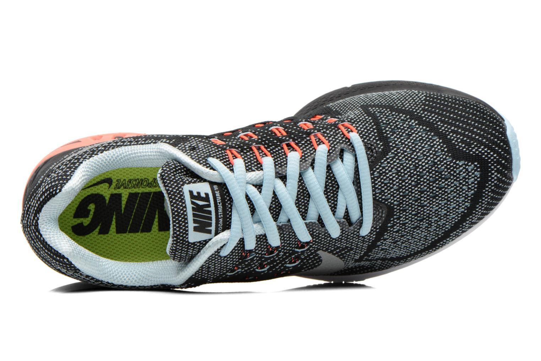 Sportschuhe Nike W Nike Air Zoom Structure 18 mehrfarbig ansicht von links