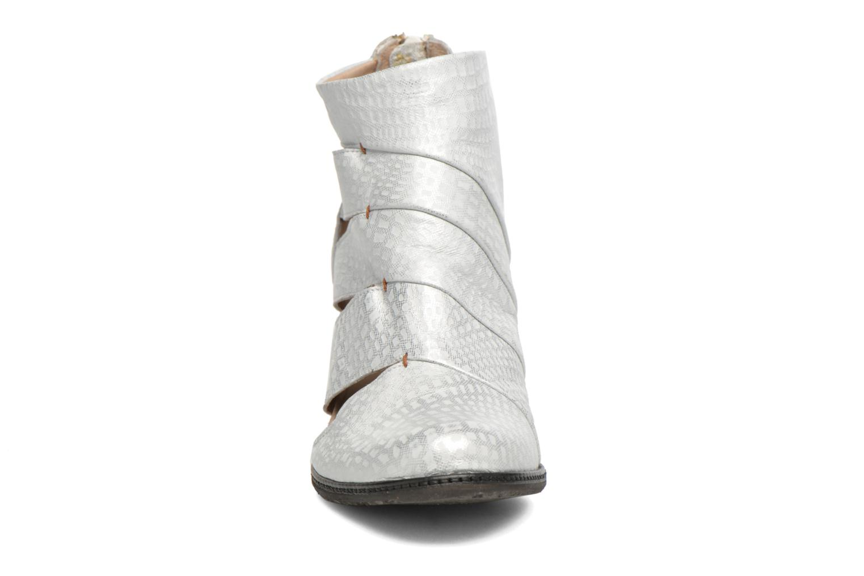 Stiefeletten & Boots Dkode Vayle silber schuhe getragen