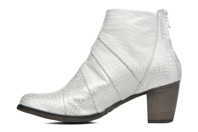 Boots en enkellaarsjes Dkode Vayle Zilver voorkant