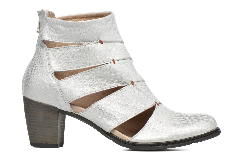 Boots en enkellaarsjes Dkode Vayle Zilver achterkant