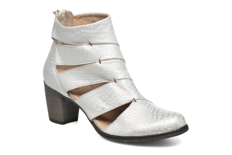 Boots en enkellaarsjes Dkode Vayle Zilver detail