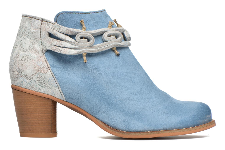 Stiefeletten & Boots Dkode Barak blau ansicht von hinten