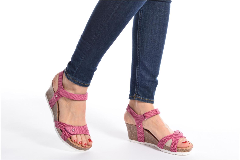 Sandaler Panama Jack Julia Blå bild från under