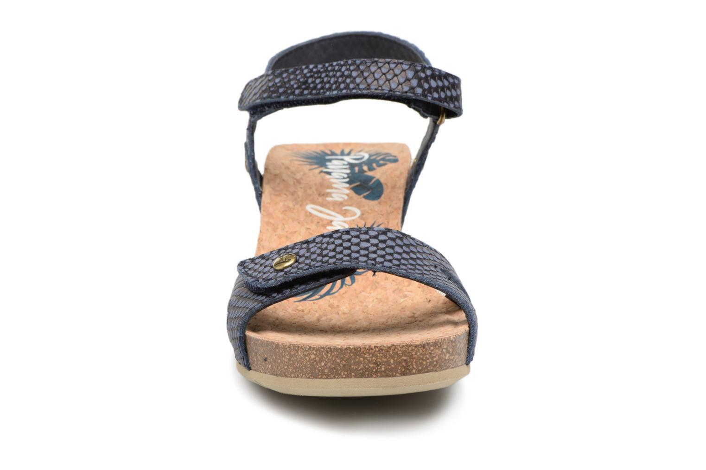 Sandaler Panama Jack Julia Blå bild av skorna på