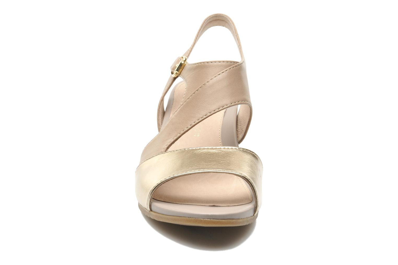 Sandalen Stonefly Sweet II 21 beige schuhe getragen