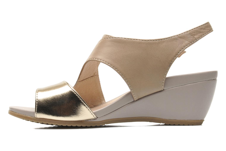 Sandales et nu-pieds Stonefly Sweet II 21 Beige vue face