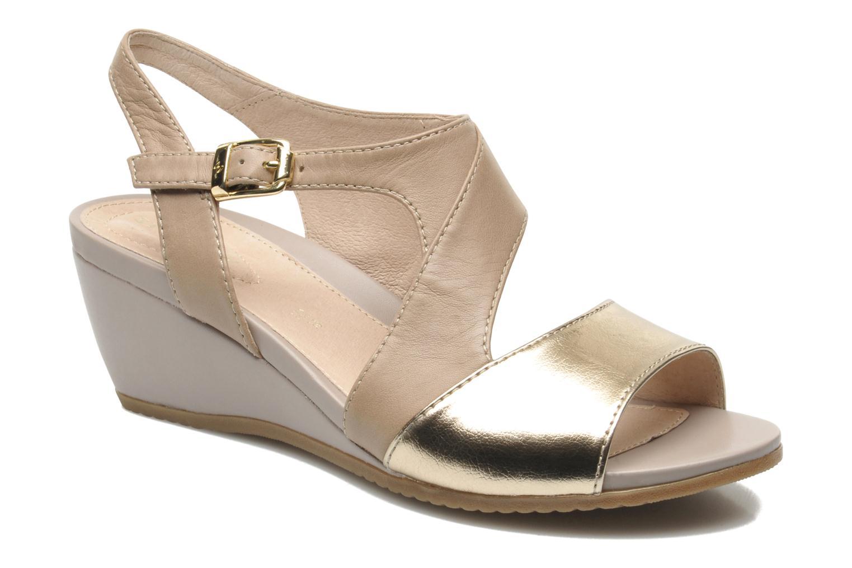 Sandaler Stonefly Sweet II 21 Beige detaljeret billede af skoene