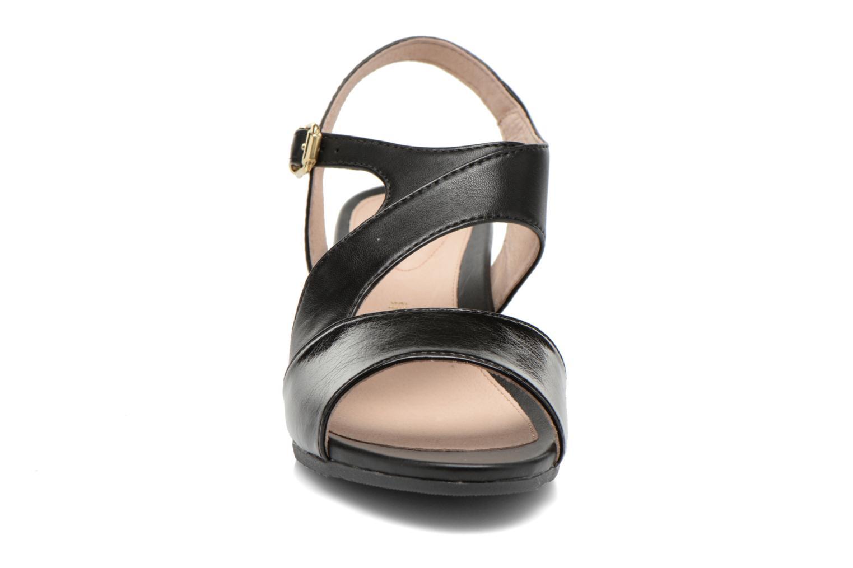Sandalen Stonefly Sweet II 21 schwarz schuhe getragen