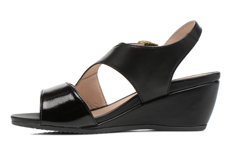 Sandales et nu-pieds Stonefly Sweet II 21 Noir vue face