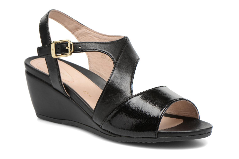 Sandaler Stonefly Sweet II 21 Sort detaljeret billede af skoene