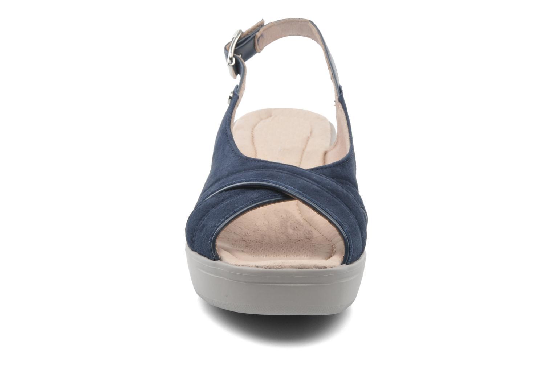 Sandalen Stonefly Tess 3 blau schuhe getragen