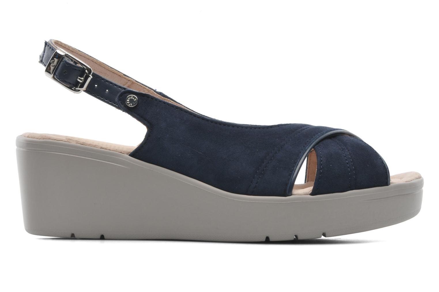 Sandals Stonefly Tess 3 Blue back view