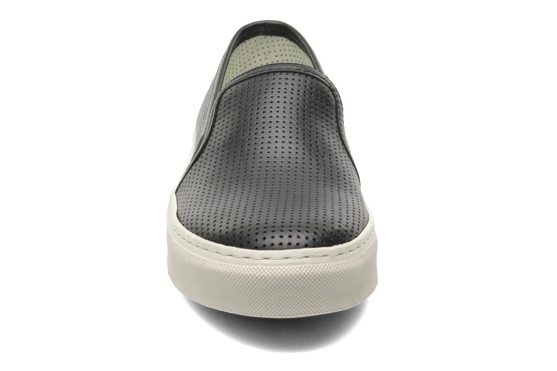 Sneaker Bronx Cargo schwarz schuhe getragen