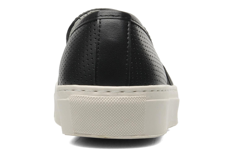 Sneaker Bronx Cargo schwarz ansicht von rechts