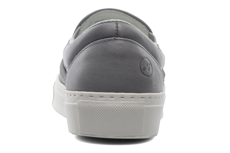 Sneaker Bronx Cherry grau ansicht von rechts