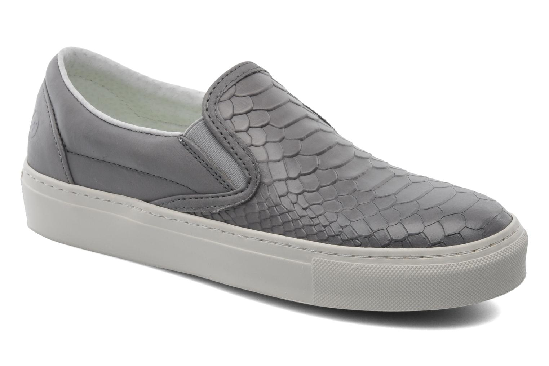 Sneaker Bronx Cherry grau detaillierte ansicht/modell