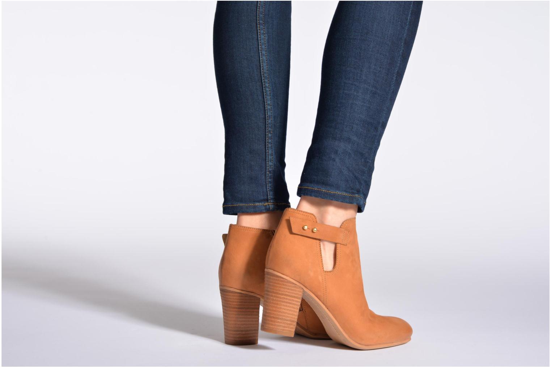 Stiefeletten & Boots Bruno Premi Balkis braun ansicht von unten / tasche getragen