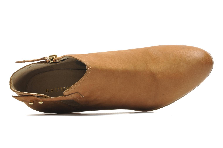 Stiefeletten & Boots Bruno Premi Balkis braun ansicht von links