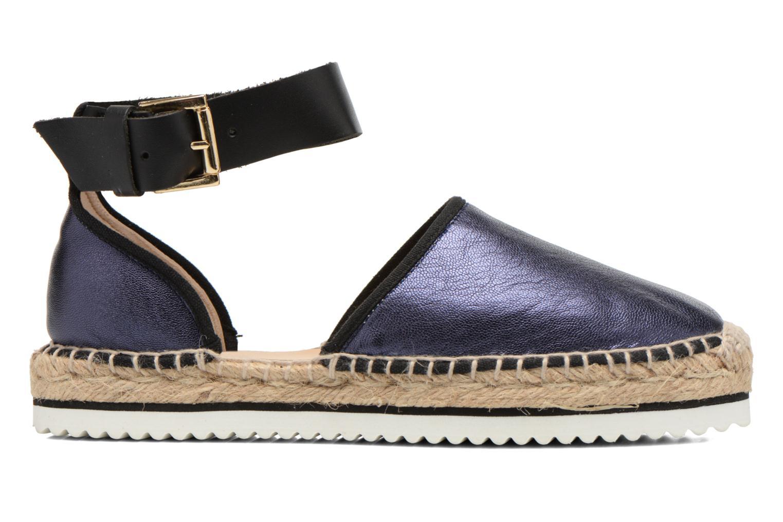 Sandali e scarpe aperte Anaki Chica Azzurro immagine posteriore