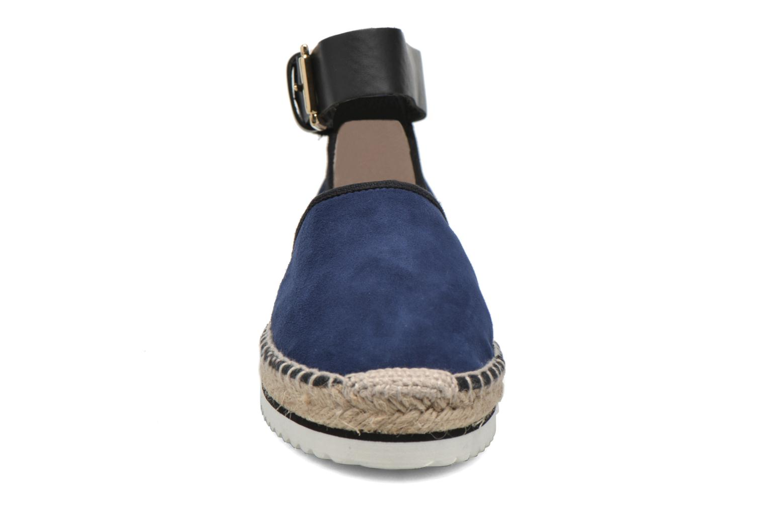 Sandals Anaki Chica Blue model view