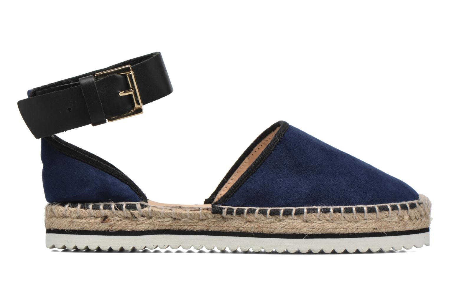 Sandals Anaki Chica Blue back view