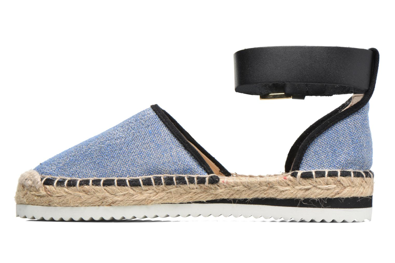 Sandaler Anaki Chica Blå se forfra