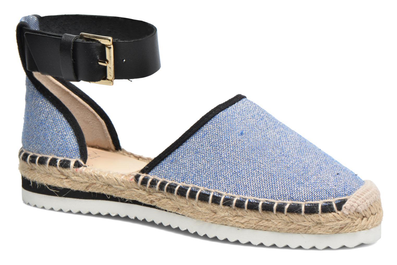 Sandalen Anaki Chica Blauw detail