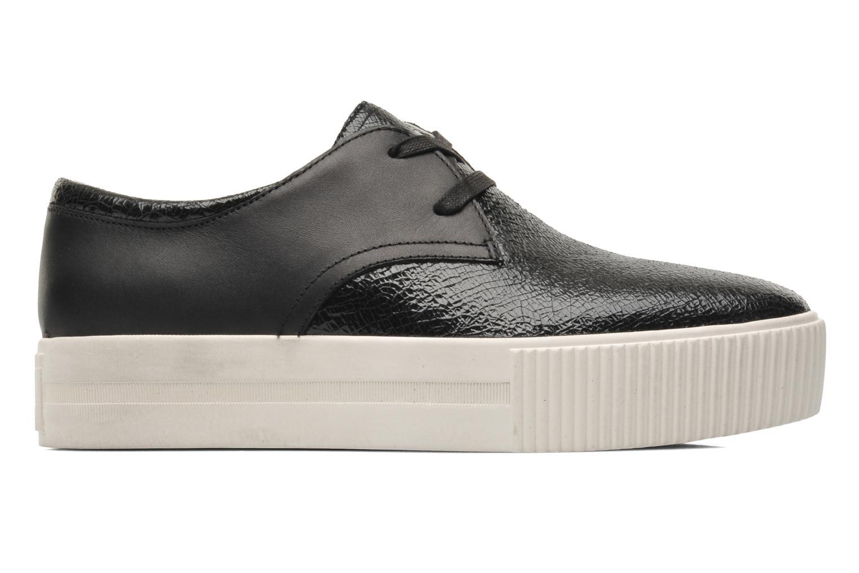 Chaussures à lacets Ash Keanu Noir vue derrière