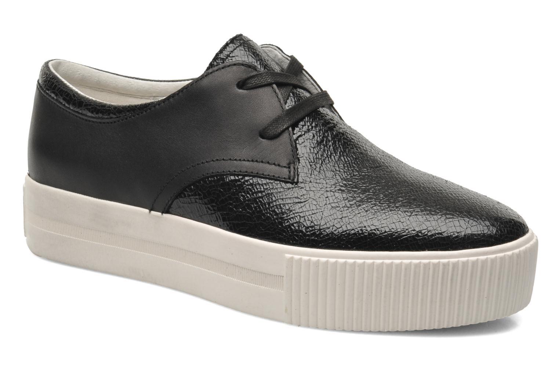 Chaussures à lacets Ash Keanu Noir vue détail/paire