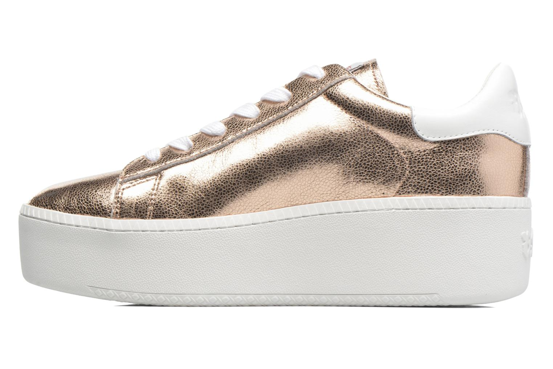 Sneaker Ash Cult gold/bronze ansicht von vorne